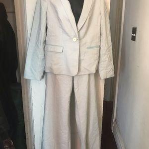 Limited mint green suit